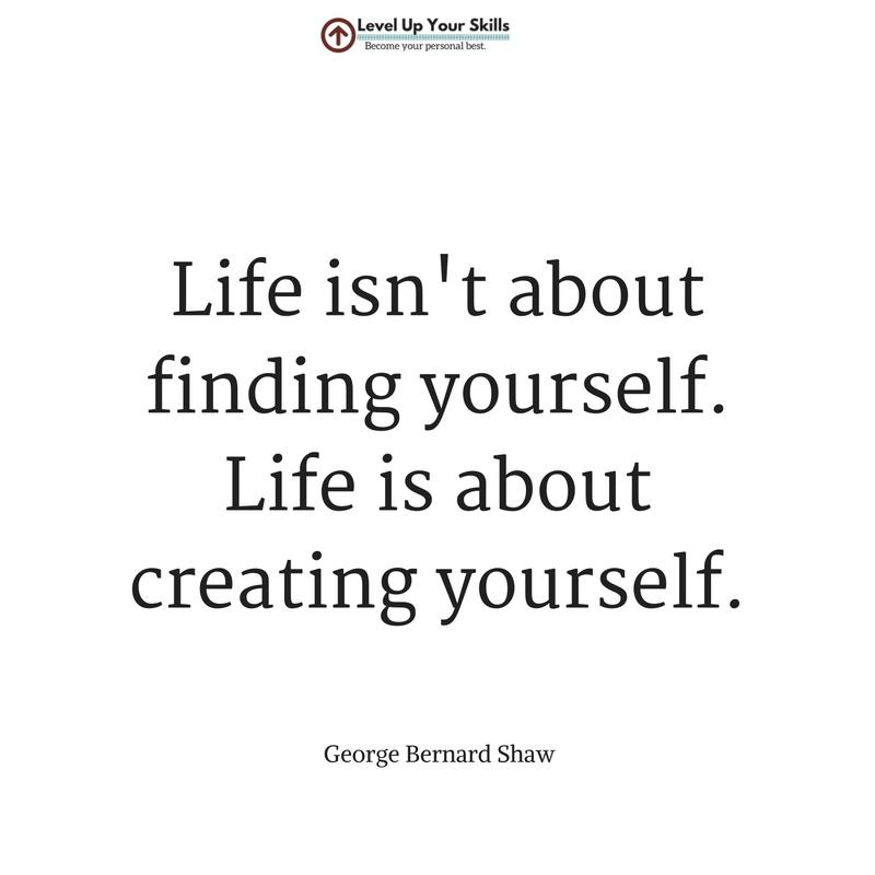 Create Yourself Through Your Dreams