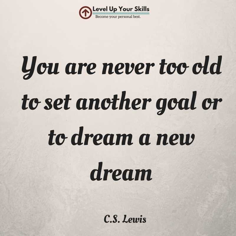 Don't Let Age Dictate Your Actions
