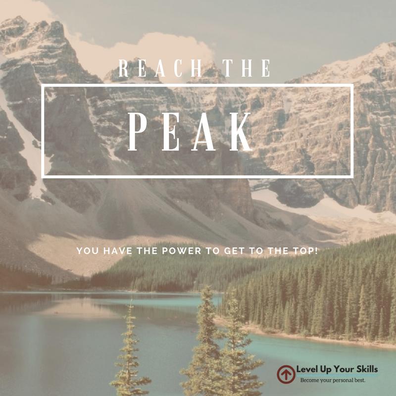 Reach The Peak