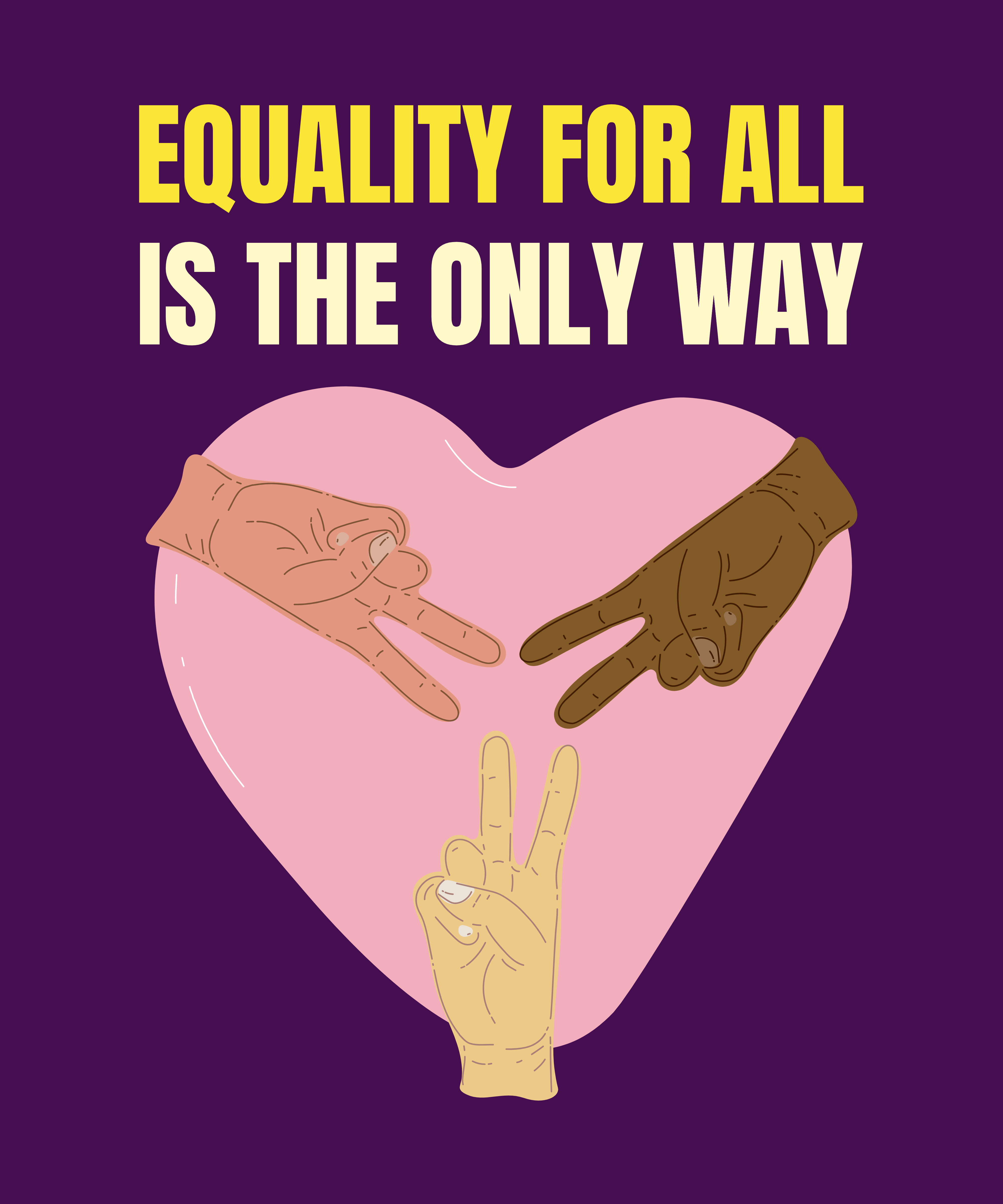 Equality For All Is The Only Way Free Download